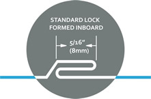 Lock Forming Profile