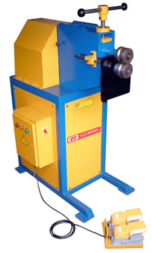 Swaging_beading_flanging_machine